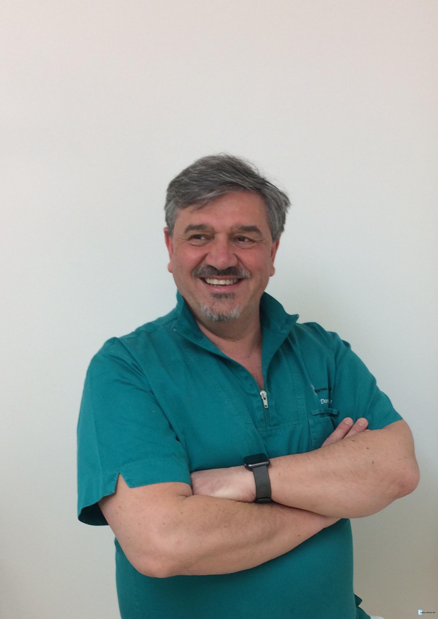 Dr. Claudio La Spisa